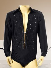 Men's Custom-made Dance Shirts