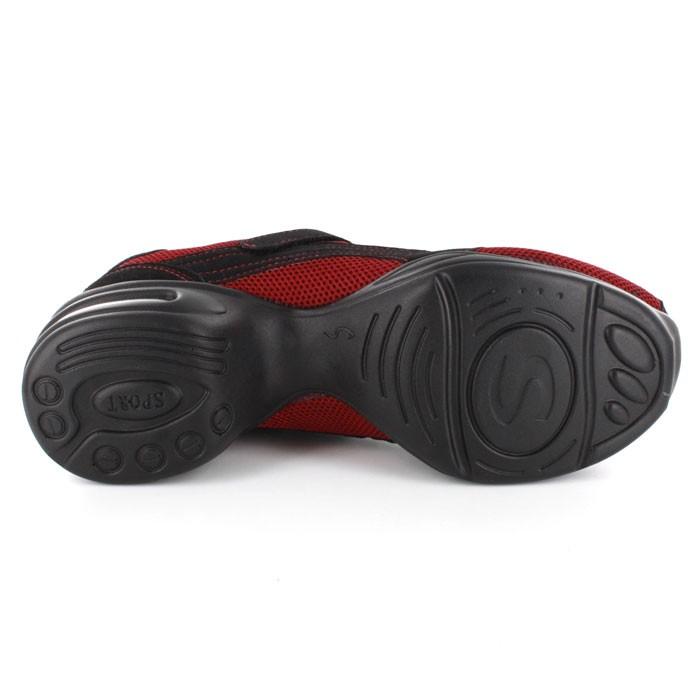 1b347274cbfcd5 cow suede   net body Mesh Sneaker DS92302