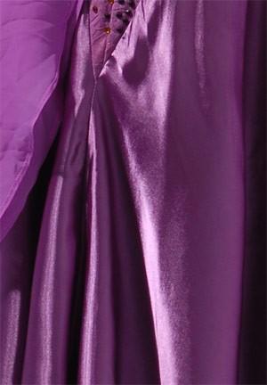 60802a397f0e Purple Lace & Chiffon Dress SZ-HYJ-B138