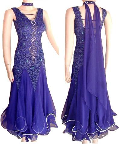 3d93aad3eff7 Purple Lace& Chiffon Dress SZ-LHCC3067-DR6002