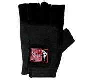 BBoy Hand Spin Glove - Fingerless Left Hand GLIDE - Glove Below