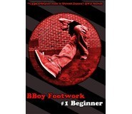 BBoy Footwork 1 - Beginner DVD