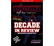 BBoy Masters Pro Am Decade in Review 1997 to 2005 DVD