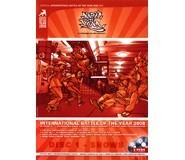 International Battle of the Year 2008 - BOTY 08 Double NTSC DVD