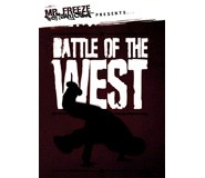 Mr Freeze Battle of the West DVD