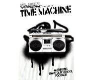 Mr Freeze Time Machine DVD