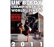 UK BBoy Championships 2011 World Finals PAL Double DVD