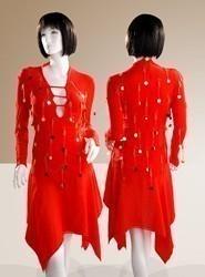 Latin Dress L047