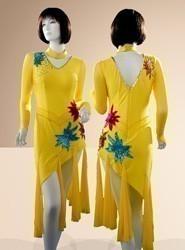 Latin Dress L057