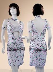 Latin Dress L058