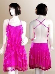 Latin Dress L063