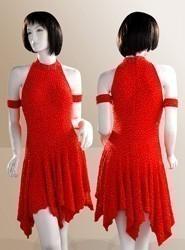 Latin Dress L084