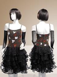 Latin Dress L097
