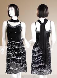 Latin Dress L105