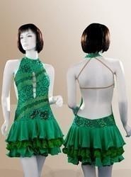 Latin Dress L130