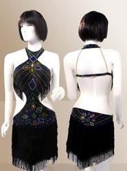 Latin Dress L136