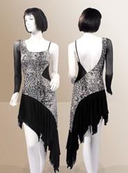 Latin Dress L138