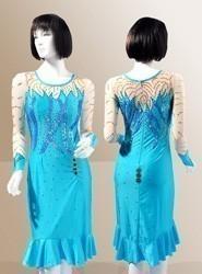 Latin Dress L169