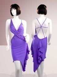 Latin Dress L170