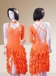Latin Dress L240