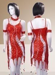 Latin Dress L242