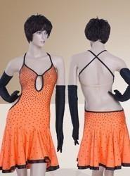 Latin Dress L327