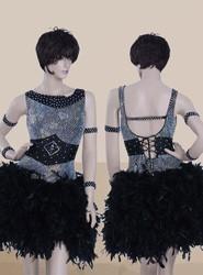Latin Dress L334