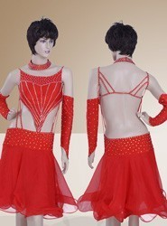 Latin Dress L338
