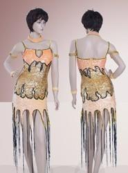 Latin Dress L341