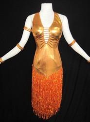 Latin Dress L702