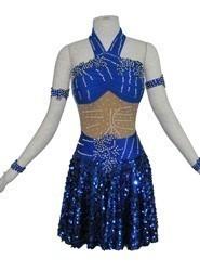 Latin Dress L707
