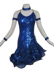 Latin Dress L709