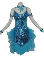 Latin Dress L713