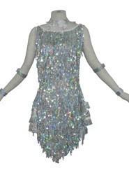 Latin Dress L714