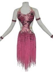 Latin Dress L715