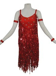 Latin Dress L716