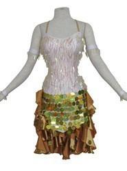 Latin Dress L719