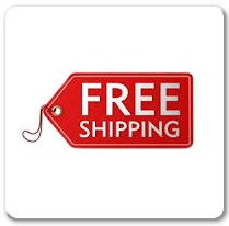 Free Shipping (U.S. Only)
