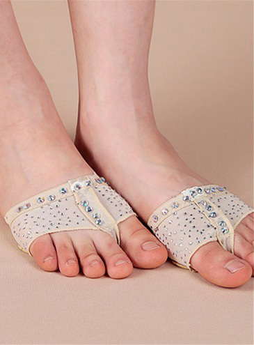 Flesh Forefoot Pad with Rhinestones BL705702
