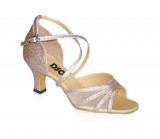 Gold Ladies Sandal  LS160101