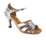 Silver Patent Leather Sandal  fls1680-1