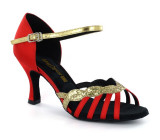 Red & Gold Sandal  adls276803