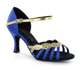 Blue & Gold Sandal  adls276804