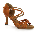 Brown Ladies Sandal  adls278301