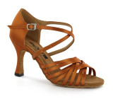 Brown Ladies Sandal  adls278401