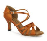 Tan Ladies Sandal  adls279101