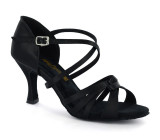 Black Ladies Sandal  adls279102