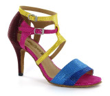 Multicolor Ladies Sandal  adls280101