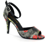 Flower Patterns Ladies Sandal  adls280303