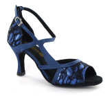 Blue & with net covering Sandal  adls280605